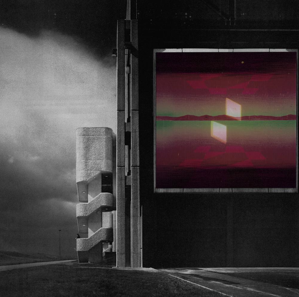 Julian Hand - From Tomorrow - Art Work