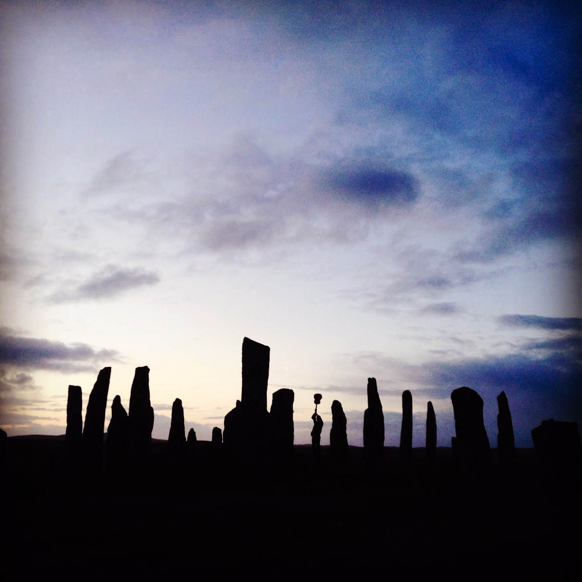 Julian Hand - The Callanish Sessions - Stills
