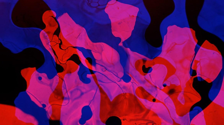 Liquid Light - Video Clip Still - Julian Hand - Light Show