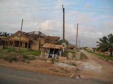 Bauruine, Accra