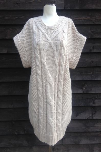 Vanessa Bruno Athe cream knit