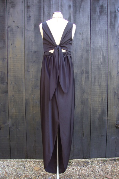 Carven maxi gown