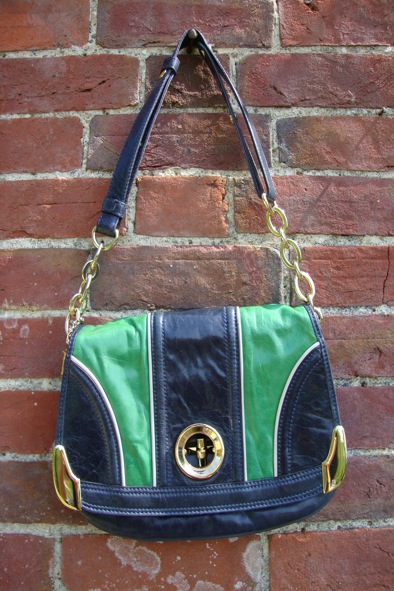 Milly of New York leather bag
