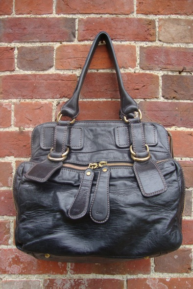 Chloe leather bag