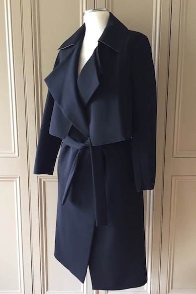 Malene Birger Pasinios thee-way belted mac