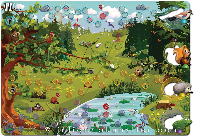 Board Game Design Lesson Plan Visual Literacy