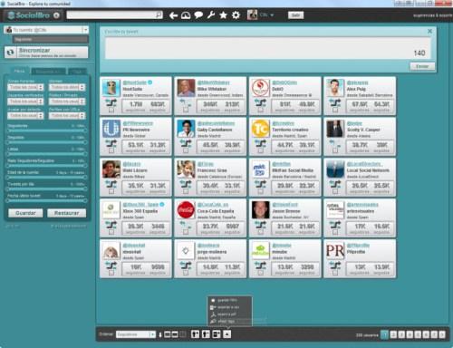 socialbro-twitter: aplicaciones y herramientas