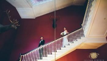 Harvard Club wedding photographer
