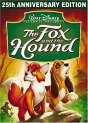 fox and the hound.todd and copper