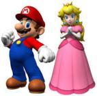 Princess and Mario