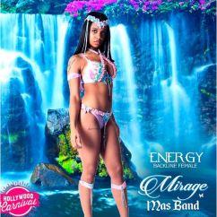 Energy (Backline - Female) $340