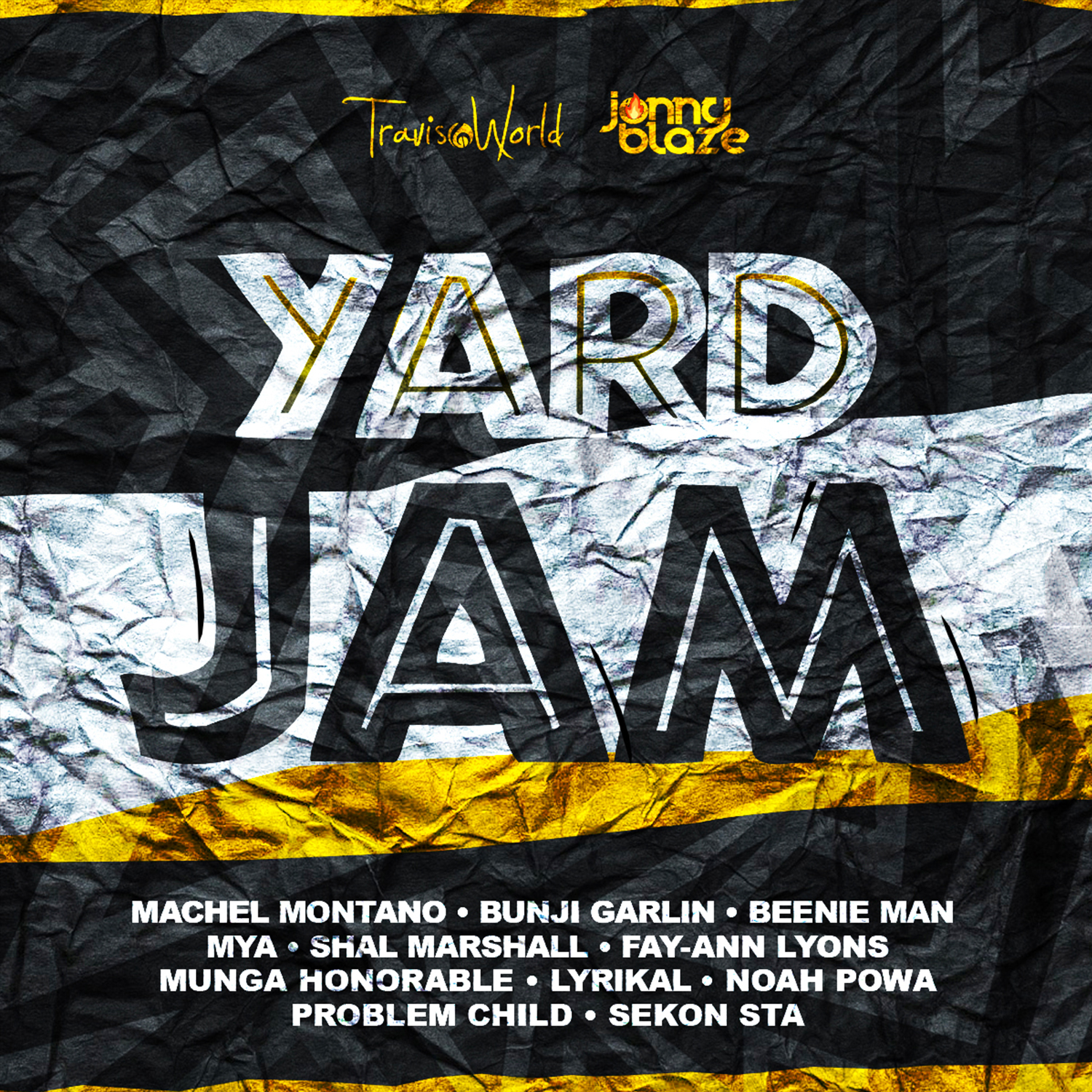 Image result for yard jam riddim instagram