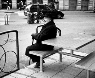 Ageing while waiting-Italy