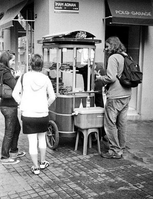 Corner -Istanbul