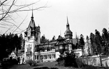 Royal castle-Romania