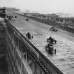 Roof races, Fiat factory in Torino 1923