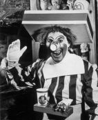 The very first Ronald McDonald