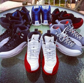 jordan 12 collection