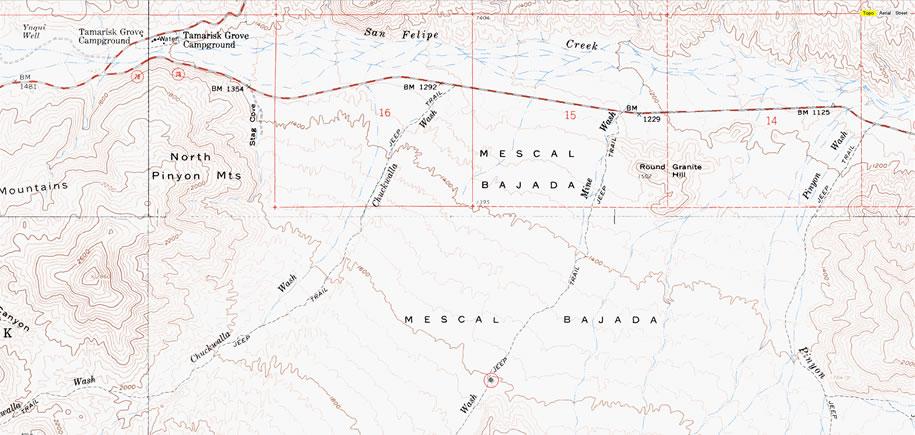 USGS Mine Wash area_930