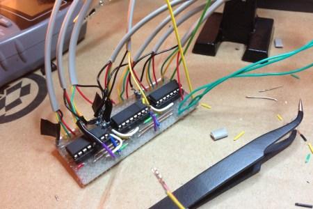 8 RGB LED Controller