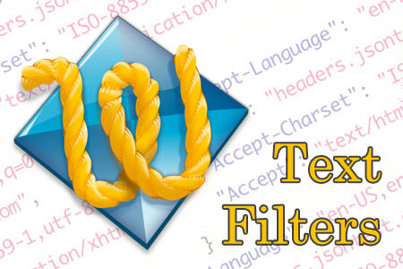 How to create custom TextWrangler filters...