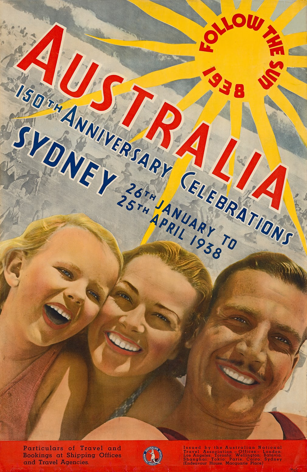 1930s Australia: the art deco designs ushering in a brave new world – in pictures