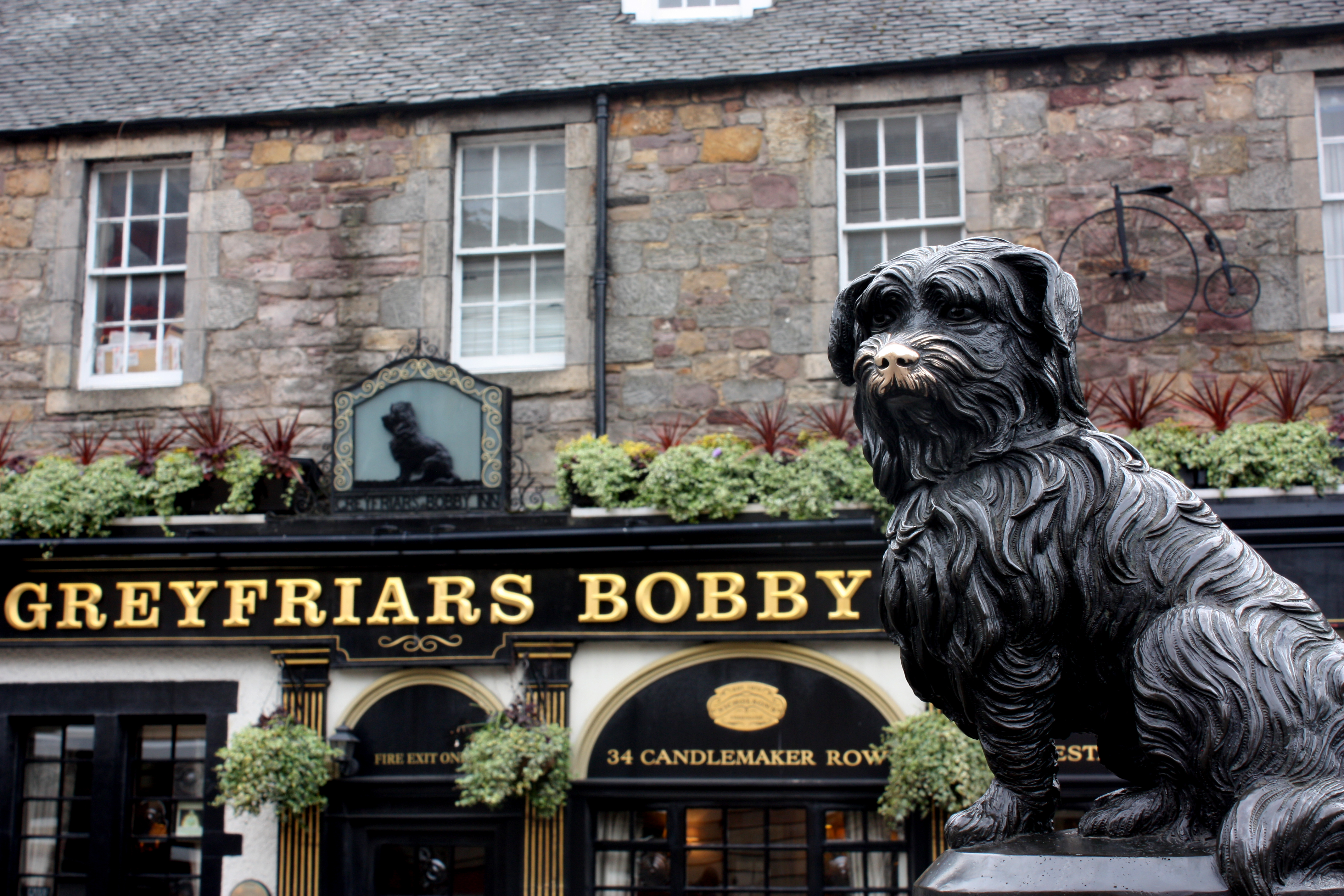 Royal Mile – Edinburgh – 8