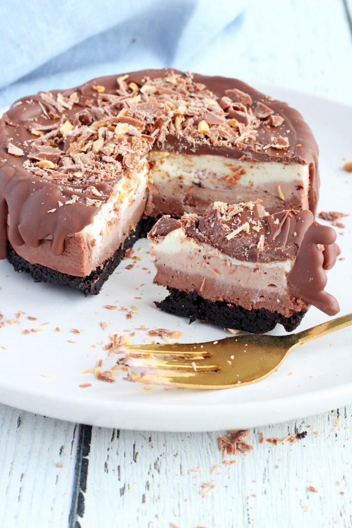 triple chocolate cheesecake1