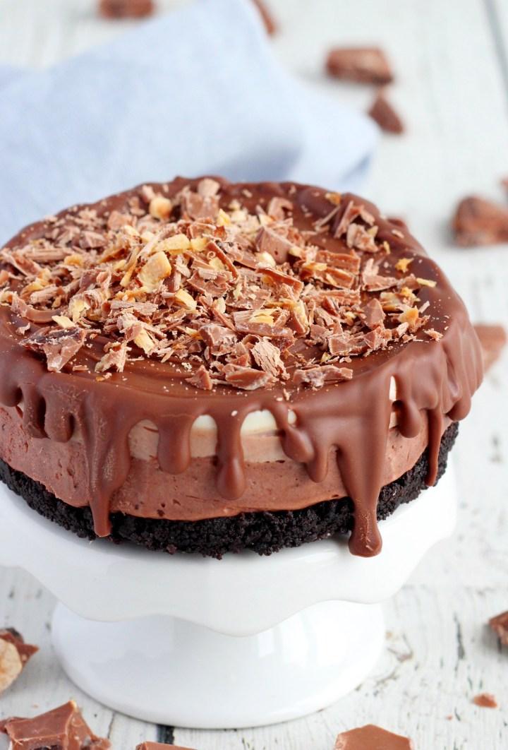 triple chocolate cheesecake6