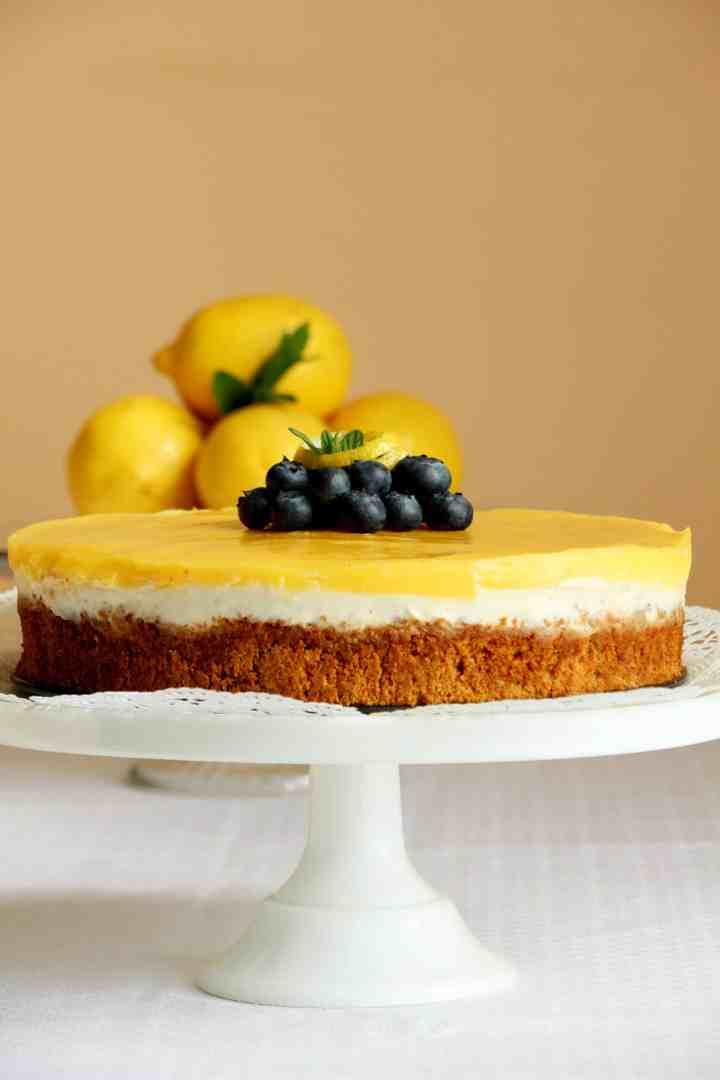 lemon cheesecake1