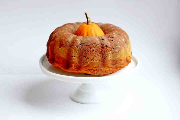 pumpkin bundtcake