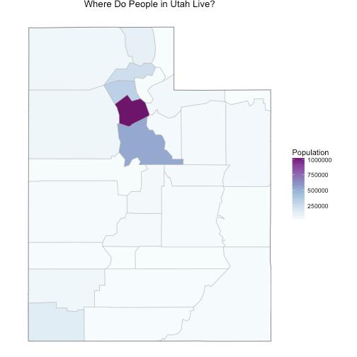 Health Care Indicators in Utah Counties | R-bloggers