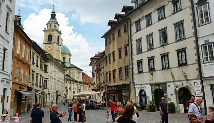 cheapest countries in Europe slovenia ljubljana