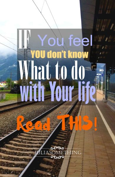 If you feel you don't know what to do with your life, read this! pin 2 rez