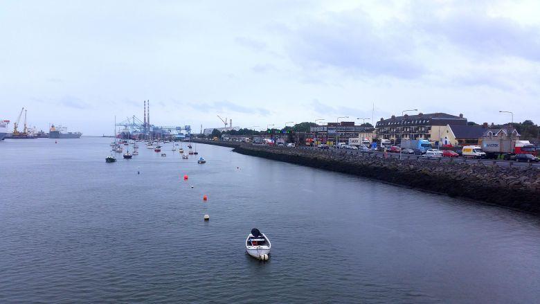 dublin bay the harbour