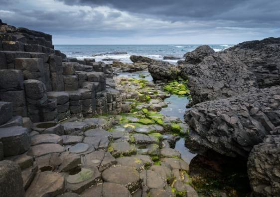 If you are visiting Dublin, in Ireland, this place can be a one day trip from Dublin. So what is the story of the Giant's Causeway?