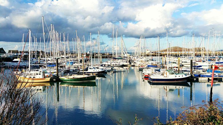 Howth Harbor