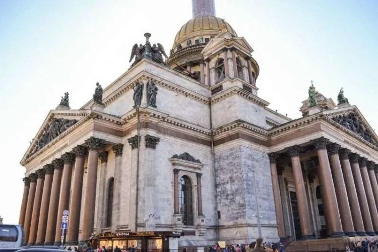 St. Isaac Church St. Petersburg
