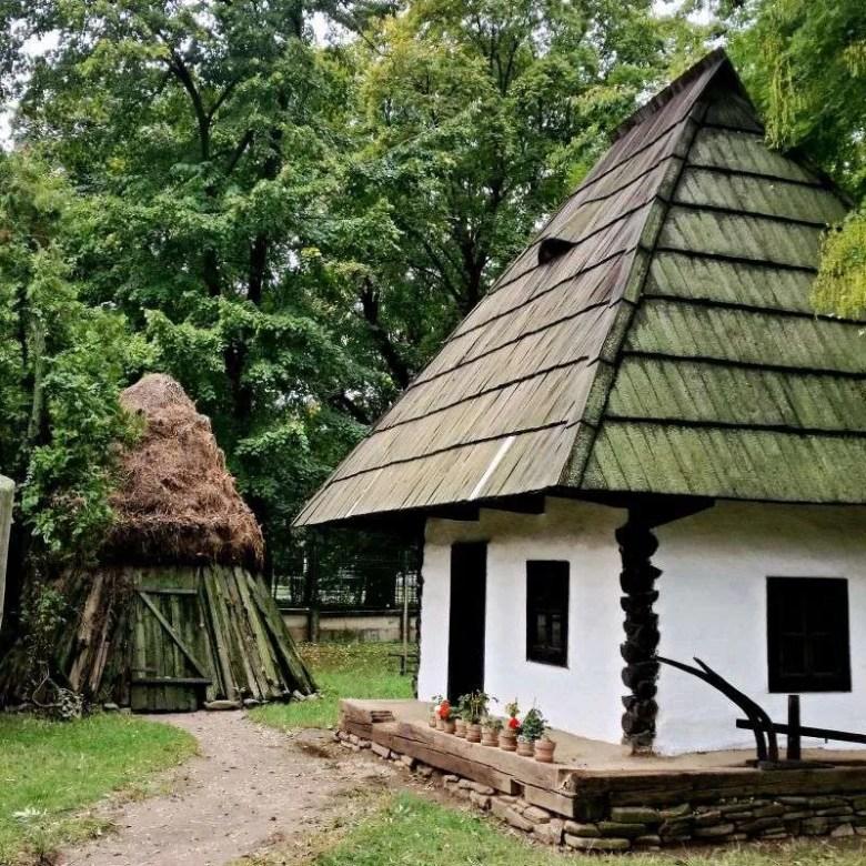 Village Museum Bucharest Romania