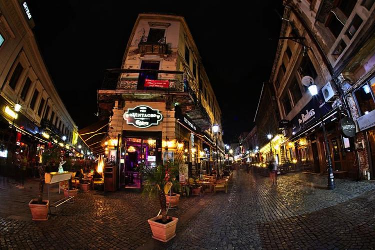 Bucharest old historical centre places to visit in Bucharest