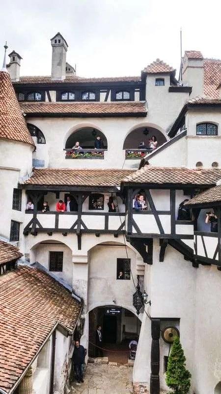 Bran Castle Dracula's Castle Transylvania Romania