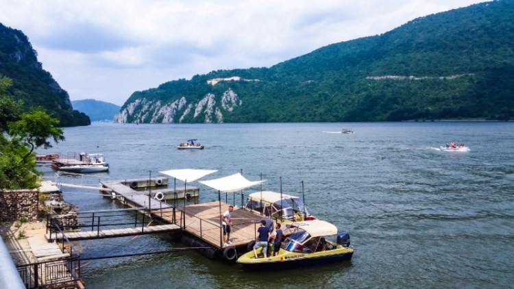 boat tour on the Danube