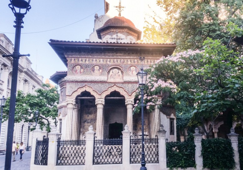 stavropoleos church Questo discover people, places and stories Bucharest Romania