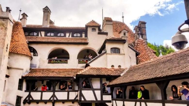 Bran Castle Dracula's Castle TRansylvania