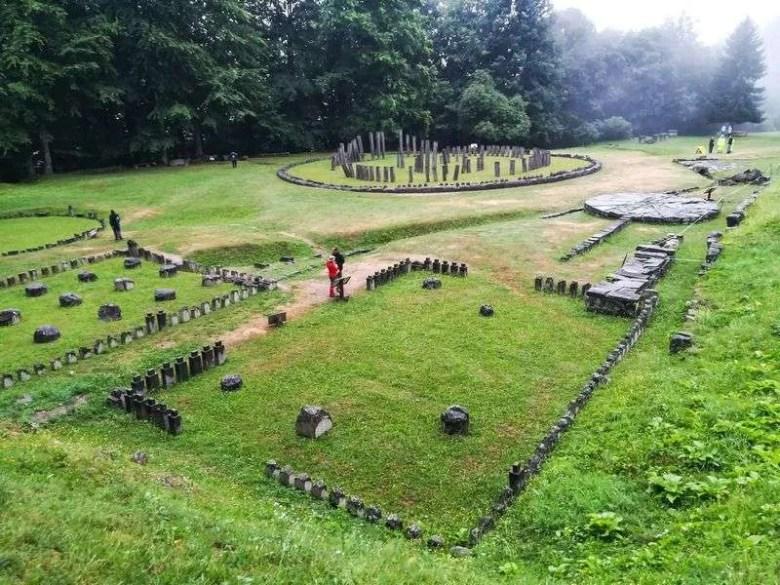 Sarmizegetusa Regia - The Cradle of The Dacian civilisation