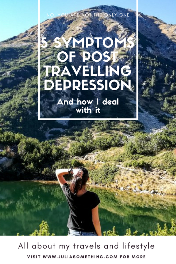 5 symptoms of post travelling depression