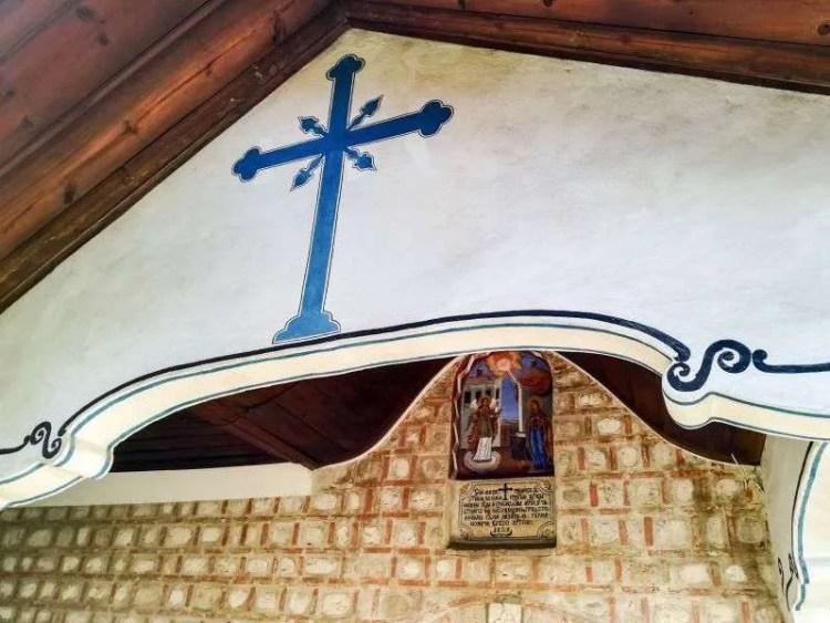 Holy Trinity Church Bansko why visit Bansko in Summer