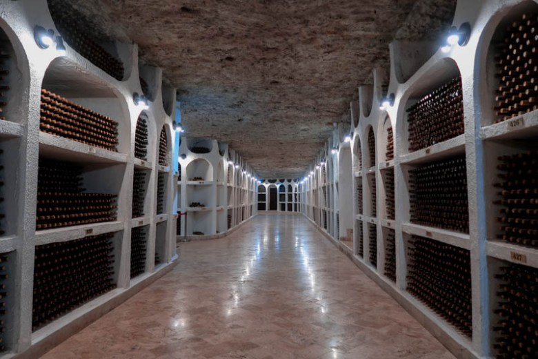 What is Cricova Winery? A place of senses and tastes! Cricova wine trip private collections