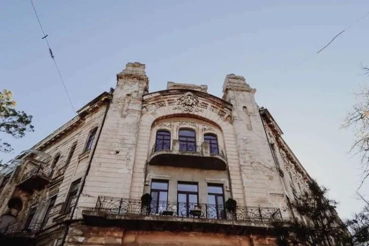 spend 2 days in Odessa, Ukraine