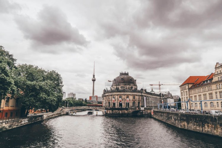 Berliner Dom Lustgarden museum island central berlin self-guided walking tour